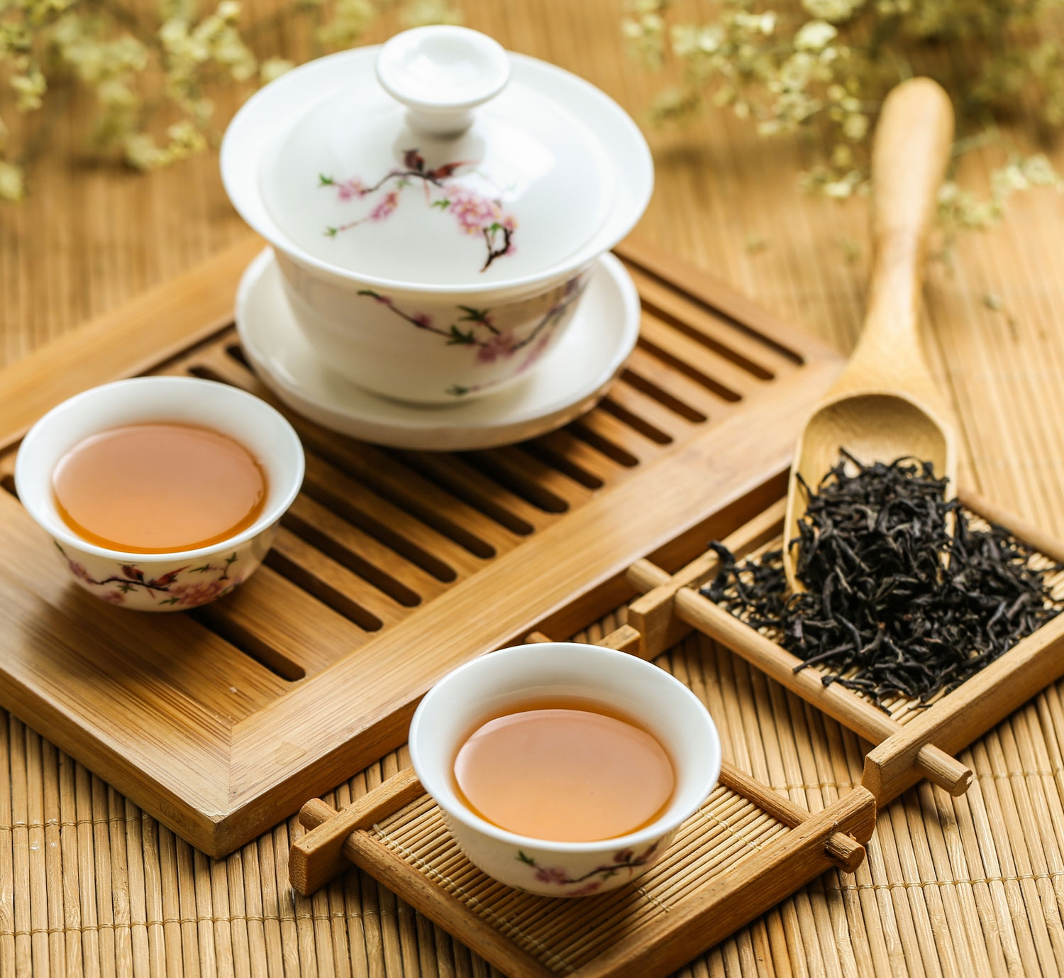 Tea Gains Market Share at Restaurants